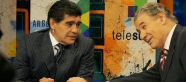 Maradona será interpretado por Roly Serrano