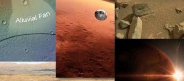 Marte e l'esplorazione dello spazio
