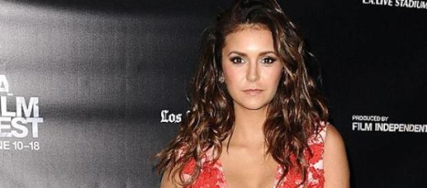 Nina Dobrev na antestreia de The Final Girls em LA