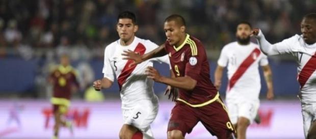 Peru 1x0 Venezuela pelo grupo C da Copa América