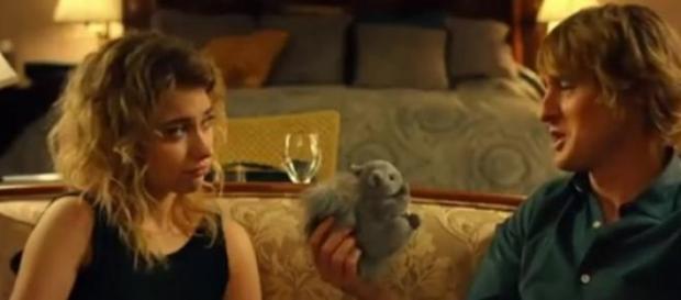 """""""Dziewczyna warta grzechu"""" - kadr, trailer YouTube"""