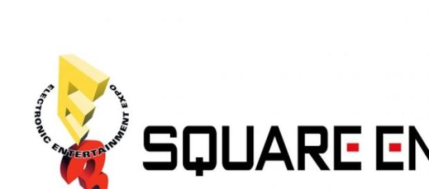 Square Enix y el logo de la E3.
