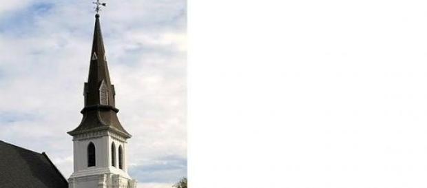 Una veduta della Chiesa di Chesterton (Wikipedia)