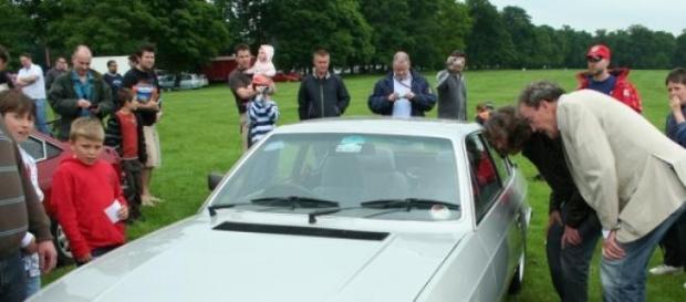 Wurde Jeremy Clarkson vor Chris Evans gefragt?