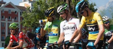 Critérium du Dauphiné: Contador, Kelderman, Froome