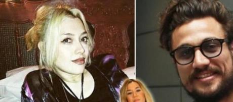 Militta Bora y Daniel Osvaldo son pareja