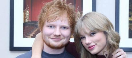 The reason why Sheeran never tried to date Swift