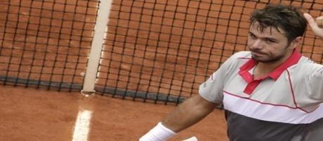 Wawrinka em Roland Garros 2015