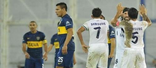 Boca Juniors no encuentra el rumbo