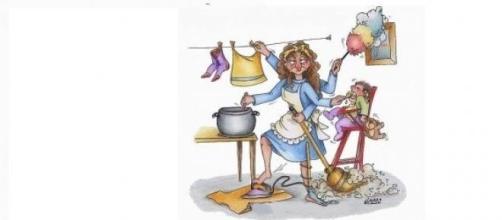 Il 'lavoro' della casalinga