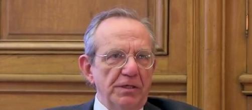 Pier Carlo Padoan parla di pensioni a Trento