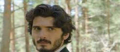 Yon Gonzales, interprete della serie il Sospetto.