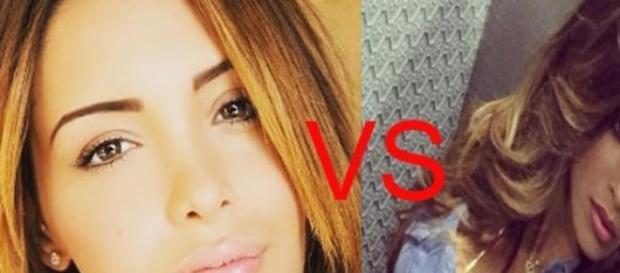 Clash entre Nabilla Benattia et Ayem Nour