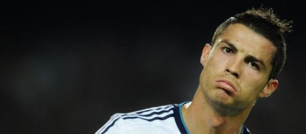 Cristiano Ronaldo en una celebración