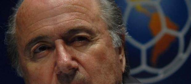 Joseph Blatter - Presidente de la FIFA