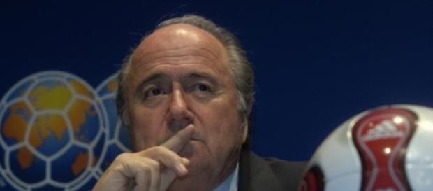 Joseph Blatter se va de la FIFA