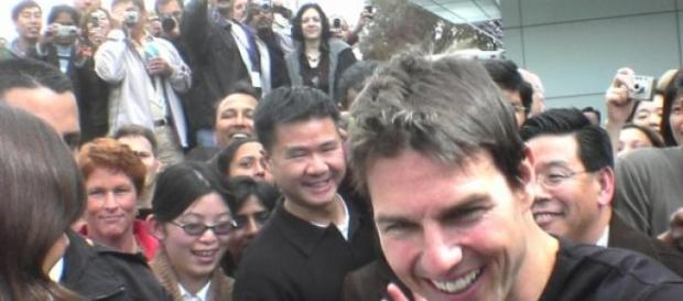 Tom Cruise bald auf Weltpremiere in Wien