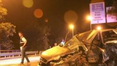 Acidente brutal com cinco carros em Barcelos faz vítima mortal e fere seis (com vídeo)