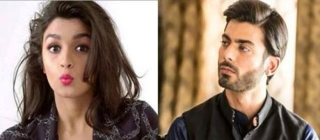 Fawad and Alia to sing a duet