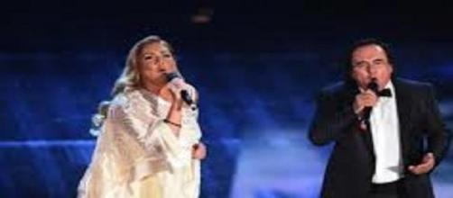 Al Bano e Romina Power, famosa coppia di cantanti.