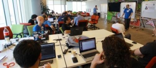 El auge del trabajo colaborativo es cada vez mayor