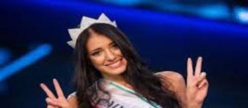 finalista della passata edizione di Miss Italia.