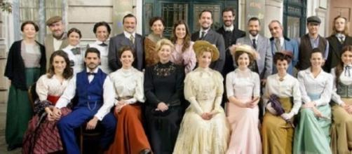 Il Cast di Una Vita, nuova soap di Aurora Guerra
