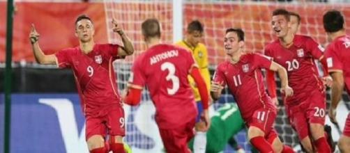 La Serbie gagne le Mondial U20 contre le Brésil