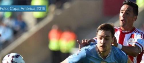 Uruguay y Paraguay empatan a un gol