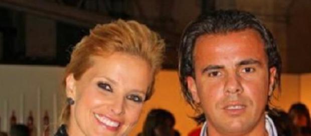 António Casinhas e Cristina Ferreira