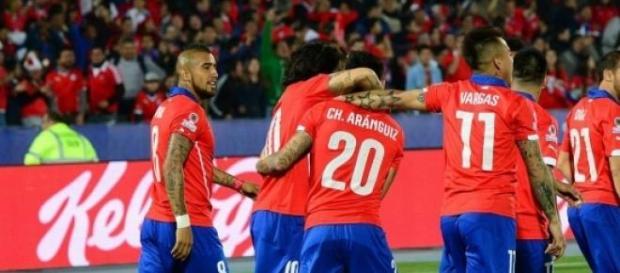 Chile e Bolívia estão classificados