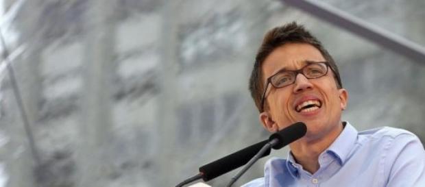 El número 2 de Podemos, Íñigo Errejón