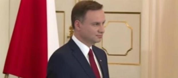 O bezpieczeństwo Andrzeja Dudy dba Bartosz Hebda