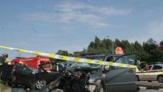 Violento acidente causa mais uma morte na EN 103 em Esposende (com vídeo)
