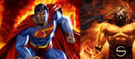 ¿Quién es mejor? ¿Superman o Sentry?