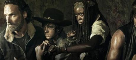 The Walking Dead temporada 5