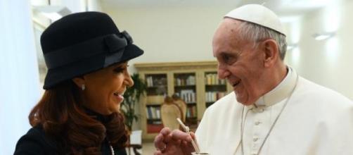 El Papa y Cristina Kirchner volvieron a reunirse