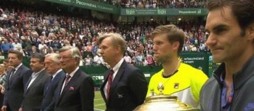 El suizo se quedó nuevamente con el ATP alemán