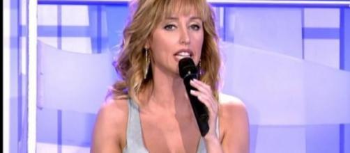 Emma García, presentadora de MYHYV