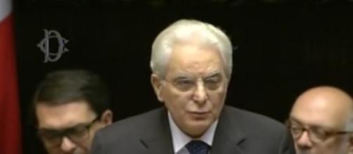 Sergio Mattarella su amnistia e indulto