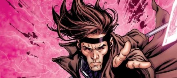 Fotografía del mutante Gambit