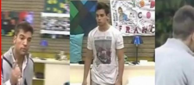 Fuerte pelea entre Fernando y Matias