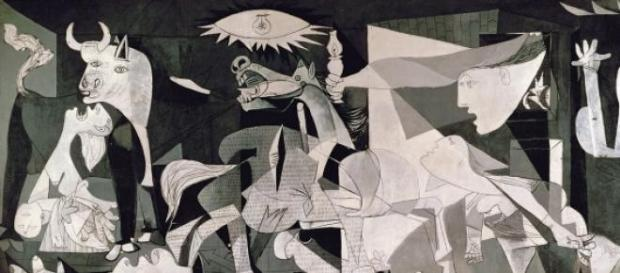 Guernica, de Pablo Picasso/Reprodução