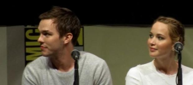 Nicholas Hoult und Jennifer Lawrence: 2. Chance?