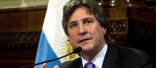 Amado Boudou Vicepresidente de la Argentina