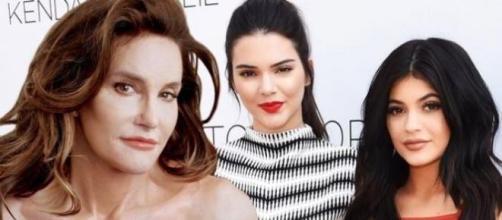 Caithlyn Jenner celebra Dia do Pai com os filhos
