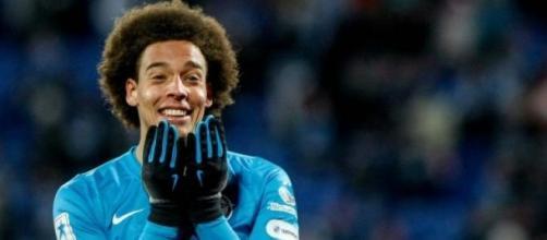 Calciomercato Milan, Axel Witsel in mediana?