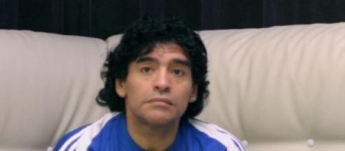 Diego Maradona quiere ser presidente de FIFA