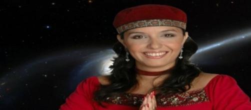 Jimena La Torre, astróloga