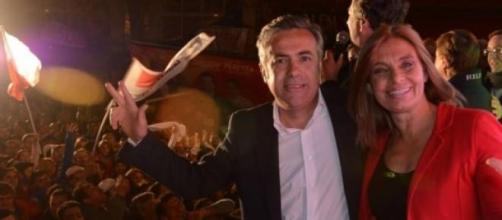 Laura Montero, vice de Mendoza